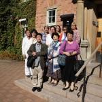 Japanbesök i Högsby sjätte september