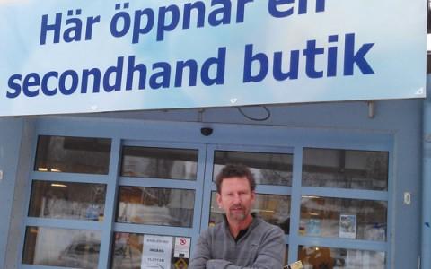 Erikshjälpen har inlett nystarten vid Karlssons i Högsby
