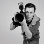 Sammy Solstad ung entreprenör bakom kameran !