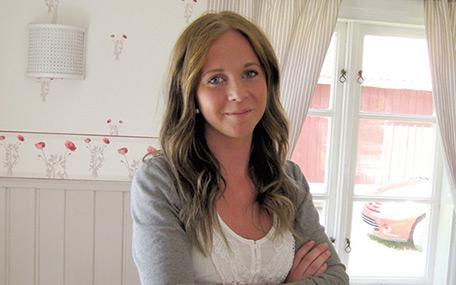 Ebba satsar vidare med hembakat på Staby sommarcafé