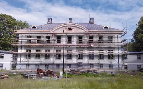 Glädjande byggstart på Solhöjden i Berga