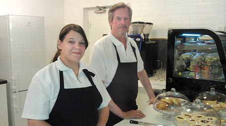 Nya Macken Café  ett lyft för Gallerian