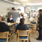 Leader Projekt  2013-2014  via Mitt i Småland