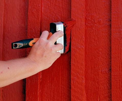 Sju smarta steg till ett nymålat hus