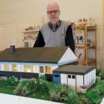 """Fågelfors visar spännande saker  """"Från Järn till Trä"""""""
