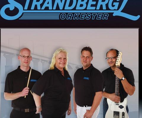 Svensktoppserfarne Tony Strandberg och hans orkester gör i år Högsbydagsdebut