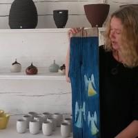 Annika Sonntags hantverk i Kösebo ett spännande besök  !