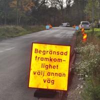 Hallå där, Fredrik Hasselström Trafikverket