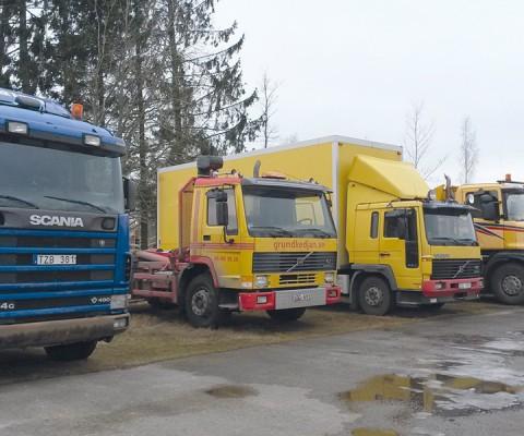 SML TRADING AB centrum för Transportbilar i Högsby