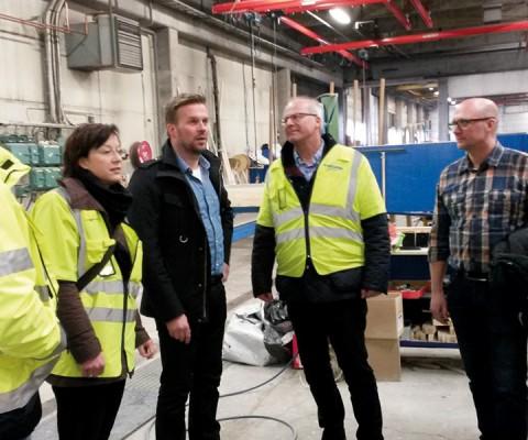 Attacus i Fågelfors satsar framåt med både jobb och ökad omsättning !