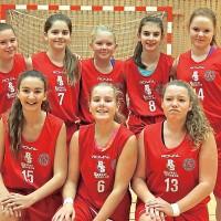 Baskettjejer i regionlaget
