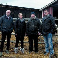 Näringsliv Högsby -Nötköttsproducent i Värlebo ser ljust på framtiden