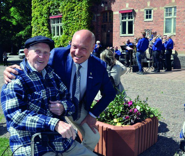 Högsby kommunhus firar 100 år