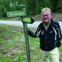 Ta på dig vandringskängorna i sommar och gå Jonas Stolts Kyrkväg eller runt natursköna Kleven i Aboda