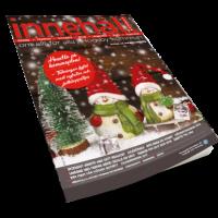Innehåll nr 12  December-  Julklappserbjudande, nyheter och många evenemangstips