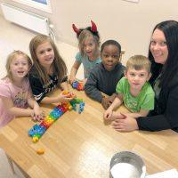 Totalrenoverad  förskola invigd