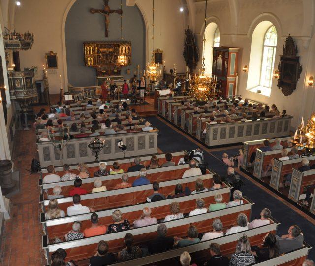 Högsbydagarna 2019 Lunchmusik 12.30 Högsby kyrka