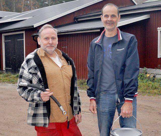 Patrik Lindh tar över Sjöudden