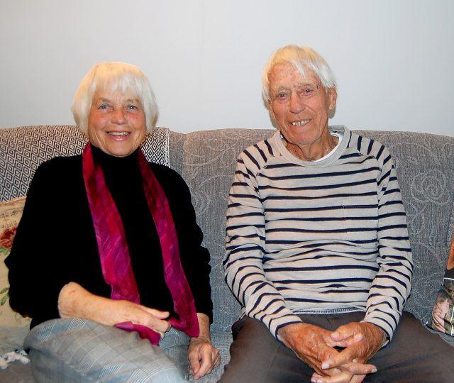 Pensionärspar lämnade villan efter 50 år