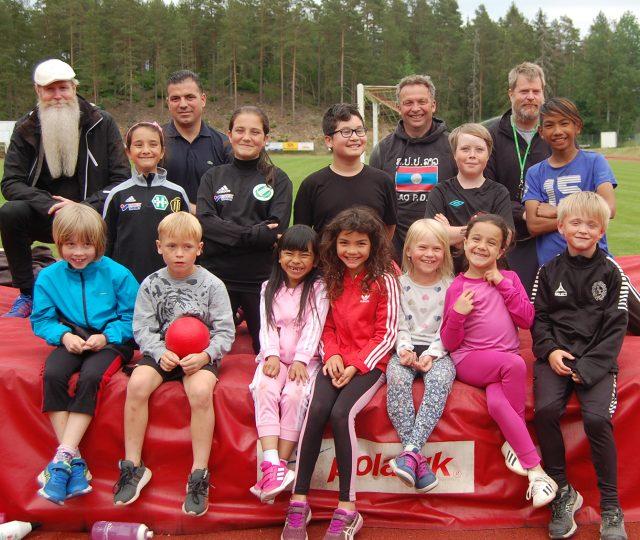 Organiserad idrott för barn betyder mycket
