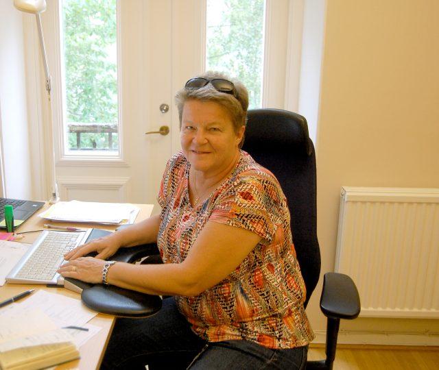 Britt Karlsson – ny socialchef