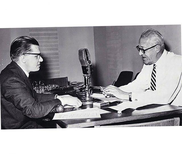 Erik Nilsson startade Erikshjälpen för 75 år sedan