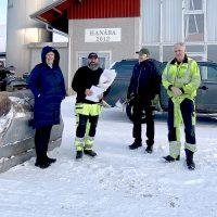Joakim Lindh årets pristagare