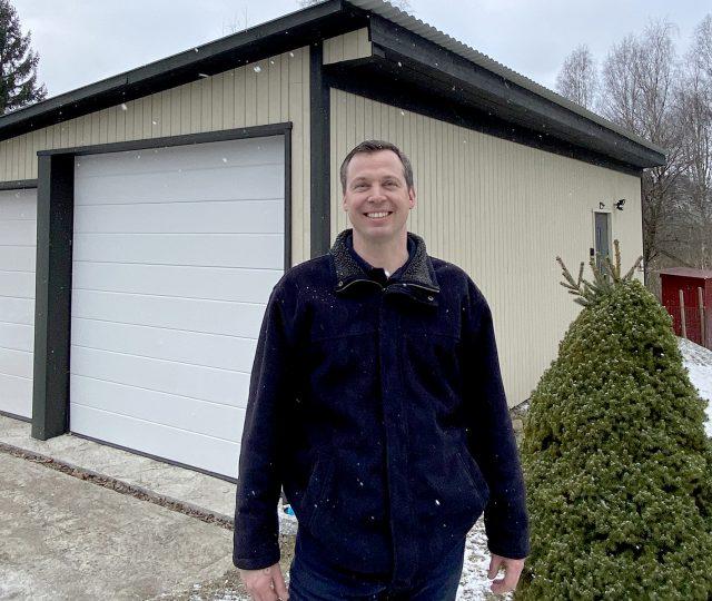 Nytt byggföretag i Fågelfors